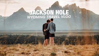 Jackson Hole: Exploring Teton & Yellowstone   TRAVEL VLOG