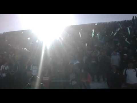 """""""La banda del pueblo viejo vs estudiantes 2013"""" Barra: La Banda del Pueblo Viejo • Club: San Martín de San Juan"""
