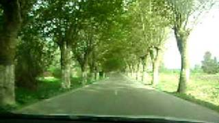 preview picture of video 'route vers bejaia'