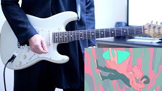 夜に駆ける / YOASOBI ギター弾いてみた Guitar Cover