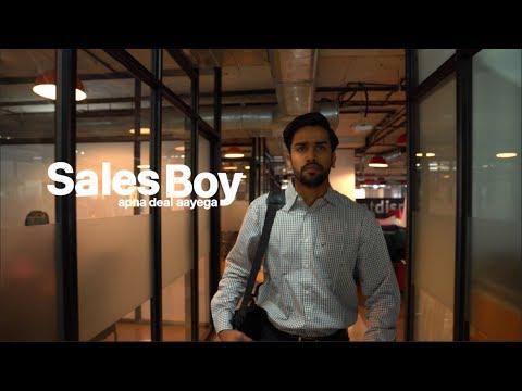 sales boy apna deal ayega