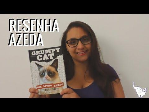 Resenha Grumpy Cat - Um Livro Azedo @elefantevoador
