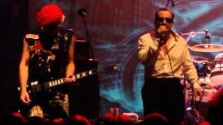 The Damned 35th Anniversary Tour NCLE 18-11-11 DRINKING ABOUT MY BABY