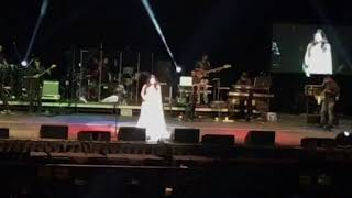 Shreya Ghoshal  Dhadak (Singing This Song For The First Time Live Austin TX)
