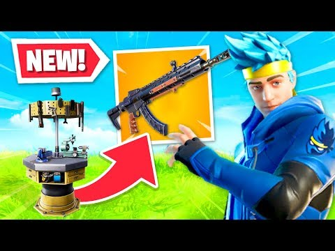 *NEW* HUGE UPDATE in Fortnite! (New Skins, Weapons + MORE)