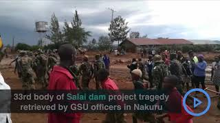 20 kids among 41 dead in Kenyan dam tragedy - VIDEO