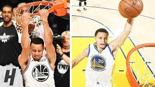 Stephen Curry NASTY Dunk Compilation (2015 2019)