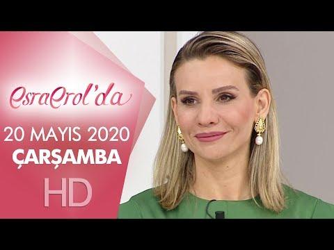 Esra Erol'da 20 Mayıs 2020 | Çarşamba