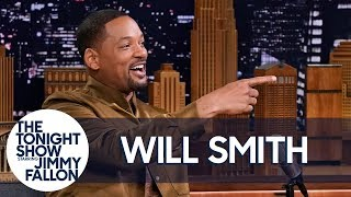"Will Smith Sings His Version Of Live Action Aladdin's ""Friend Like Me"""