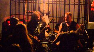 Video Swordokult-Maaneskyggens Slave /live at Rožňava/ 19.9.2014