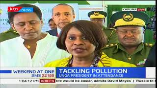 Kenya to host global environment leaders who will be attending a pollution conference in Nairobi