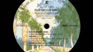 Fleetwood Mac - Dreams - 1977 - Rumours - 45 RPM Vinyl LP