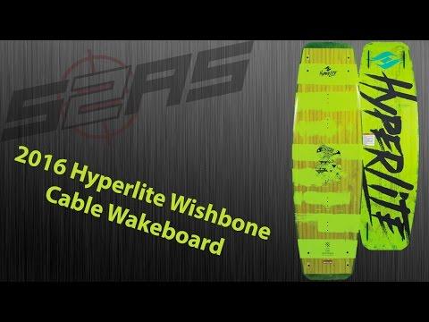 Review: 2016 Hyperlite Wishbone Wakeboard | S2AS