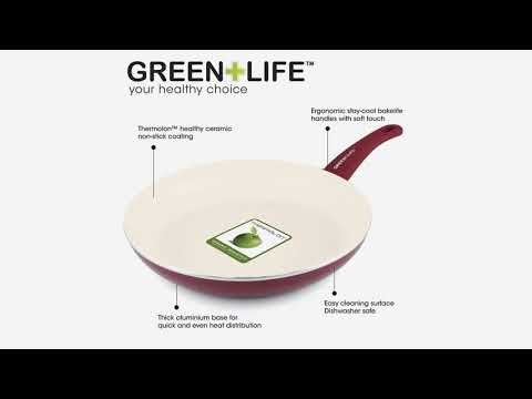 GreenLife Soft Grip Ceramic Non-Stick 7