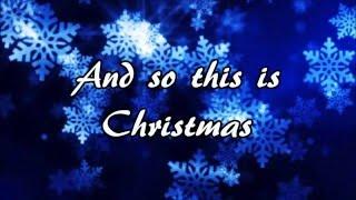 Maroon 5 - Happy Christmas (War Is Over) Lyrics