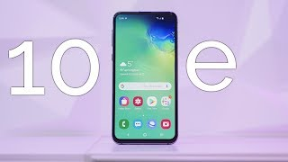 Galaxy S10e Review After 30 days!