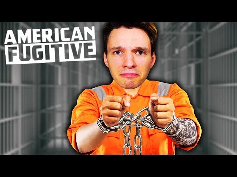 UNSCHULDIG IM GEFÄNGNIS !! (American Fugitive)