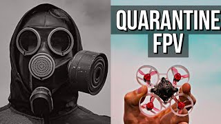 The perfect FPV DRONE for QUARANTINE! Mobula 6 Review