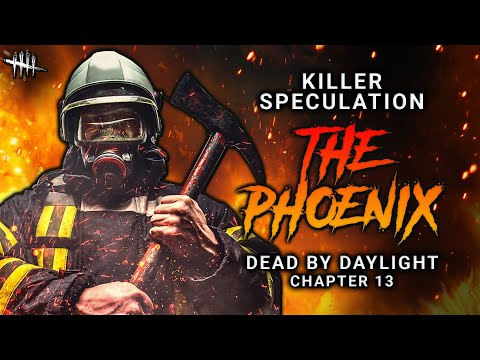 NEW KILLER: The Phoenix?? [Dead by Daylight - Chapter 13 Speculation]