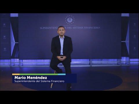 Semana del Inversor 2021: Mensaje del Superintendente del Sistema Financiero, Mario Menéndez