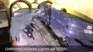 Un paramilitar colombiano y 4 personas fueron detenidas por el FAES en Chacao