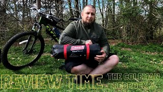 Reviewing the Coleman Bedrock 2: Does it work for Bikepacking and Wildcamping?
