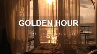GOLDEN HOUR playlist pt 6 | chill krnb kindie kacoustic