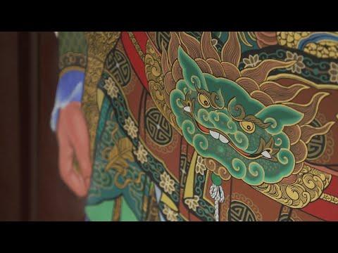 廖慶章和他的門神們 - 藝術很有事