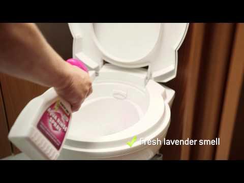 Bio-tualetes tīrīšanas līdzeklis Thetford Aqua Rinse Spray, spray, 0.5 l   cena un informācija | Biotualetes | 220.lv