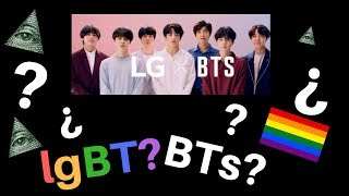 lgBT? BTs? Coincidence? I think NOT! (reupload) - Video Youtube