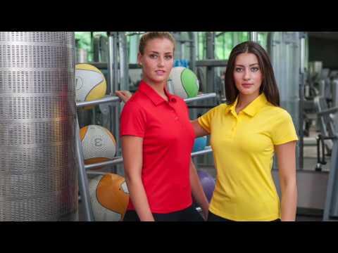Cool Poloshirt Damen