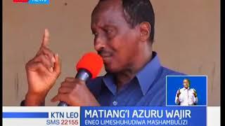 Fred Matiang'i ameagiza kusakwa kwa wahusika wa shambulizi la kigaidi