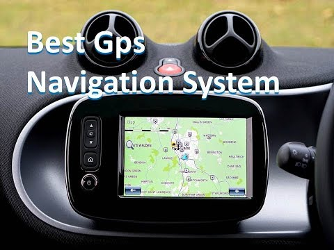 Top 10 Best GPS Units 2018 – Best Navigation System Reviews