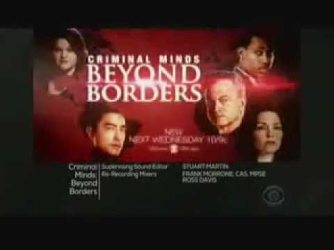 Criminal Minds: Beyond Borders 2.05 (Preview)