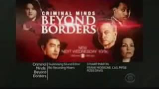 CM : Beyond Borders - 2.05 - Promo VO