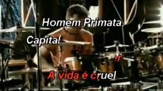 Titãs Homem Primata Karaoke