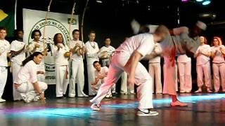 Grupo Uniao Na Capoeira, Batizado Noruega (Oslo) 2011. Nr.1