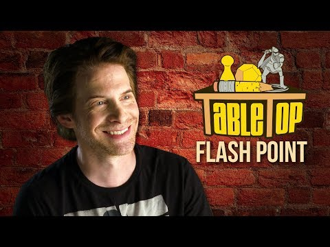 TableTop: Wil Wheaton Plays Flash Point: Fire Rescue w/ Clare Grant, Kelly Hu, & Seth Green