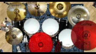 Strength of the world by Avenged Sevenfold DvDrum cover
