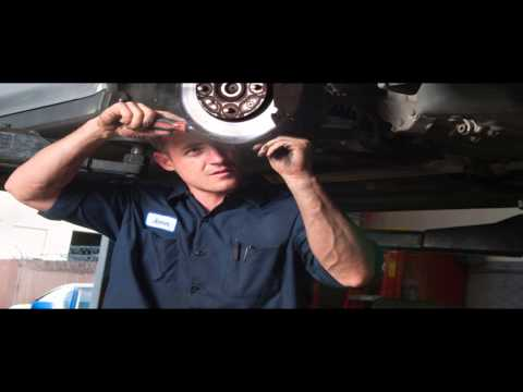 Carpenter's Automotive Service video