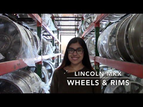 Factory Original Lincoln MKX Wheels & Lincoln MKX Rims – OriginalWheels.com