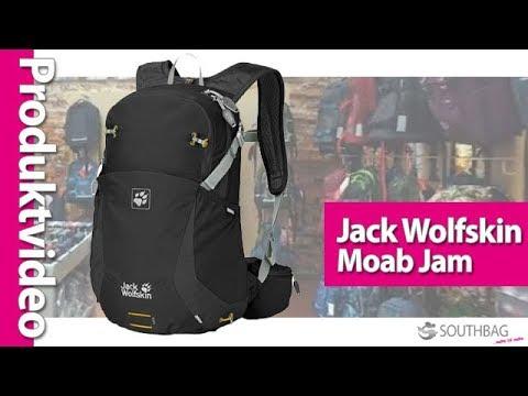 Jack Wolfskin Fahrradrucksack Moab Jam - Produktvideo