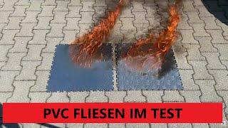 PVC Fliesen Test Fortelock