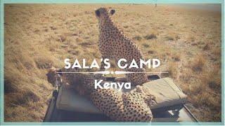 Celestielle #199 Sala's Camp, Masai Mara, Kenya