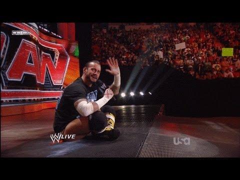 New WWE '13 Trailer Leaks