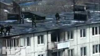 Штурм квартиры во Владивостоке