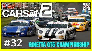 Project CARS 2 Update 4.01 | GINETTA GT5 CHAMPIONSHIP! | PART 32 | PS4 PRO