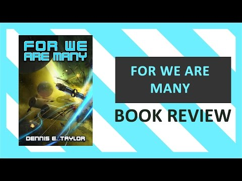 For We Are Many Book Review | Science Fiction Book Review