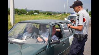 В Николаевской области увеличили количество полицейских патрулей на дорогах: за 2 дня – 230 нарушений