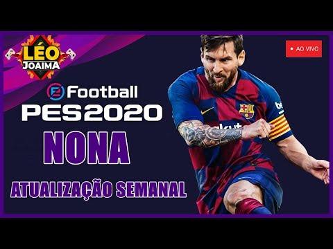 eFootball PES 2020 MYCLUB - ATUALIZAÇÃO SEMANAL, NOVO PACOTE DE DADOS [2.01] 07/11/2019 (AO VIVO)